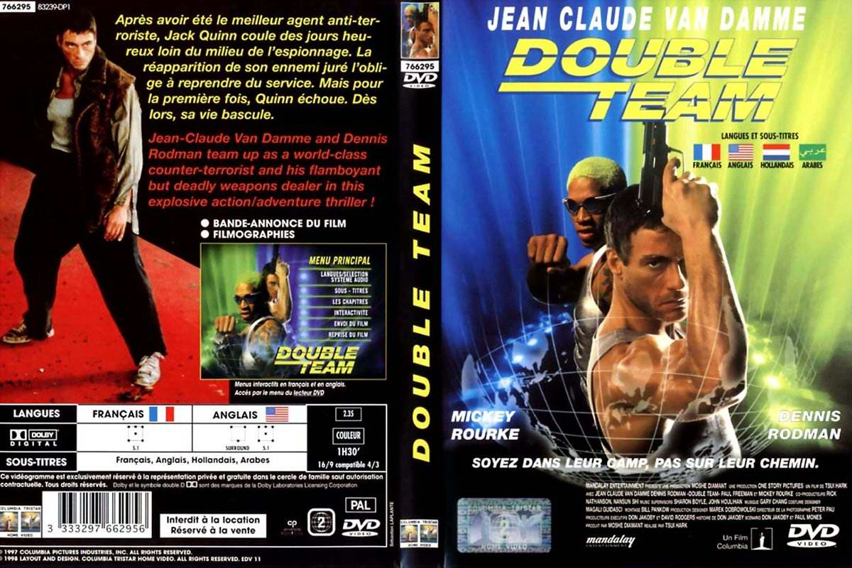 double team dvd r francais[by supermaste99] preview 0