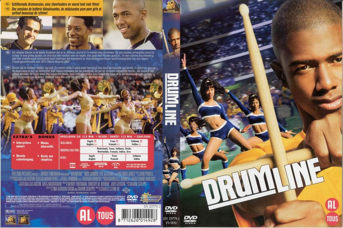 Jaquette dvd drumline